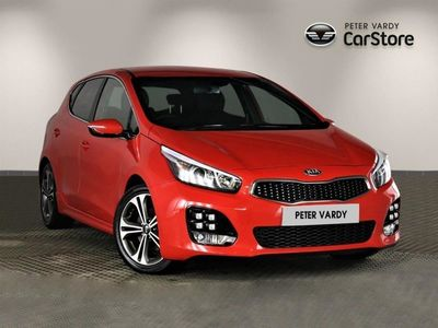 used Kia cee'd 1.0T GDi ISG GT-Line 5dr 2018