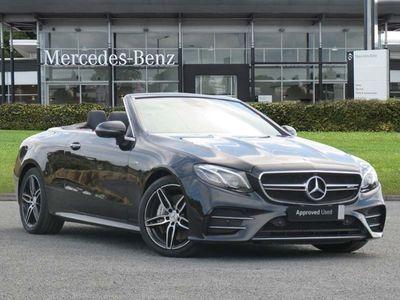 used Mercedes E53 AMG E ClassAMG 4Matic Plus Convertible 2019