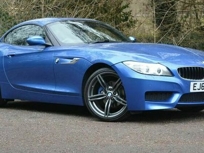 used BMW Z4 20i sDrive M Sport 2dr * NAV / COMFORT PACK / 19 INCH ALLOYS / HFS * 2.0