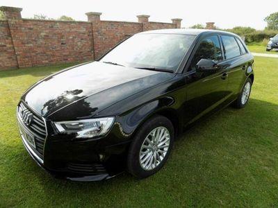 used Audi A3 1.6 TDI SE TECHNIK 5d 114 BHP SAT NAV !! CRUISE !! 1 OWNER