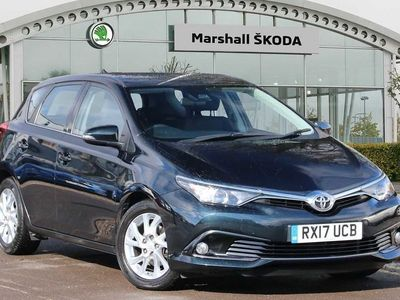 used Toyota Auris 1.6 D Business Edition 5-Dr