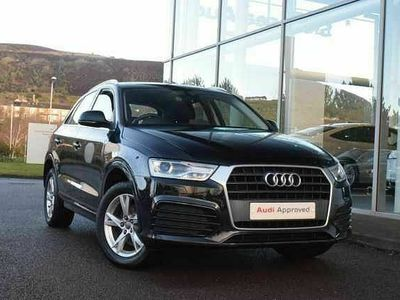 used Audi Q3 Sport 1.4 TFSI cylinder on demand 150 PS 6-speed