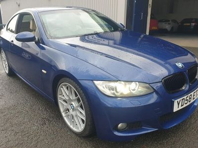 used BMW 330 3-Series Coupe i M Sport 2d Auto