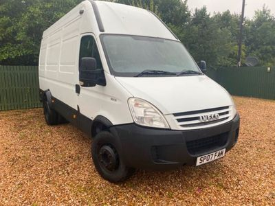 used Iveco Daily Light hgv, 2007, not known, 180000 miles.
