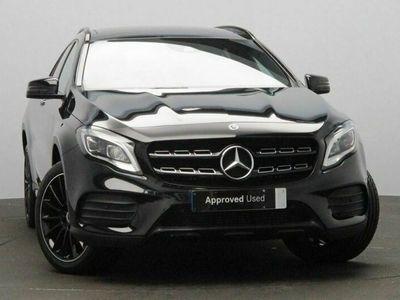 used Mercedes GLA250 Gla4Matic AMG Line Premium Plus 5dr Auto
