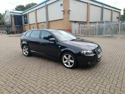 used Audi A3 Sportback 2.0 TDI Sport 5dr