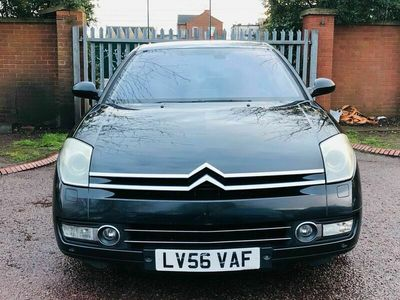 used Citroën C6 2.7 HDi V6 Exclusive 4dr