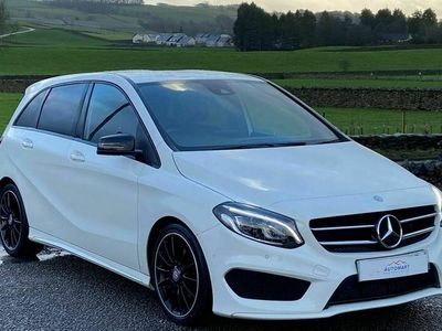 used Mercedes B180 B Class 1.5AMG Line (Premium) 7G-DCT (s/s) 5dr