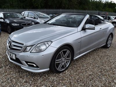 used Mercedes E250 E ClassCDi BlueEFFiCiENCY 7G-Tronic Auto Sport 2.2 2dr