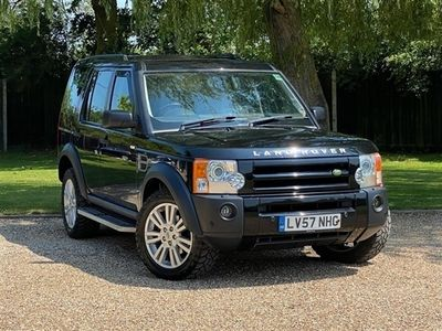 used Land Rover Discovery 2.7 3 TDV6 HSE 5d 188 BHP SAT NAV,LEATHER,HEATED SEATS