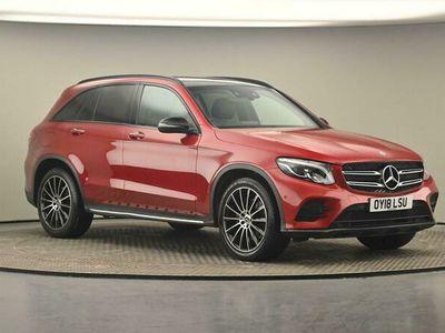 used Mercedes GLC250 GLC4Matic AMG Line Premium Plus 5dr 9G-Tronic