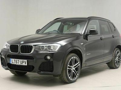 used BMW X3 xDrive20d M Sport 5dr Step Auto PRO NAV - M SPORT PLUS PACK 2.0