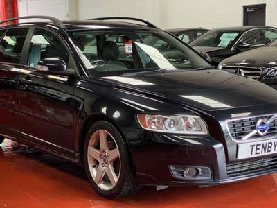 used Volvo V50 1.6 DRIVE SE S/S 5d 113 BHP STOCK CLEARANCE