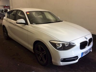 used BMW 116 1 Series 1 Series d Sport 5-door 5 Door Sports Hatch 2.0 Manual Diesel