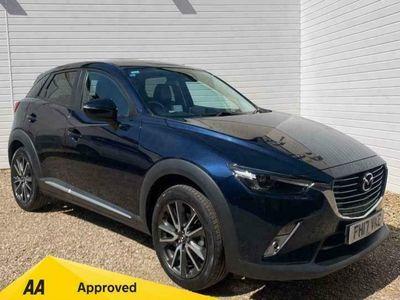 used Mazda CX-3 1.5d Sport Nav 5 door diesel hatchback