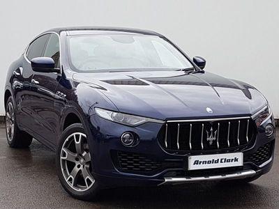 used Maserati Levante V6d 5dr Auto 3.0
