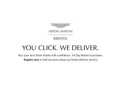 used Aston Martin DB11 V8 Volante 2dr Touchtronic Auto