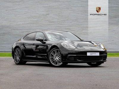 used Porsche Panamera 4S