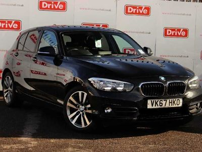 used BMW 118 1 SERIES i [1.5] Sport 5dr [Nav] Step Auto Hatchback