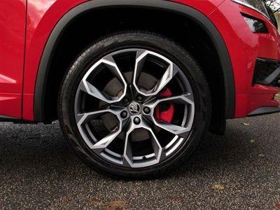 used Skoda Kodiaq 2.0 BiTDi vRS DSG 4WD (s/s) 5dr (7 Seat)