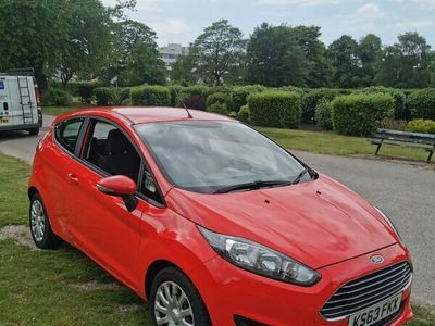 used Ford Fiesta 1.2 STYLE 3d 81 BHP