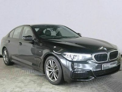 used BMW 520 5 Series 2.0 d M Sport Auto (s/s) 4dr