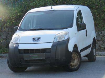 used Peugeot Bipper 1.4 HDi 8v S Panel Van 3dr, 2010, Van, 99000 miles.