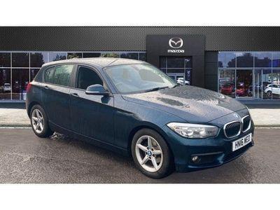 used BMW 116 1 Series d EfficientDynamics Plus 5dr Diesel Hatchback