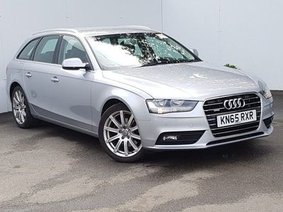 used Audi A4 2.0 TDI 190 Quattro SE Technik 5dr estate 2015