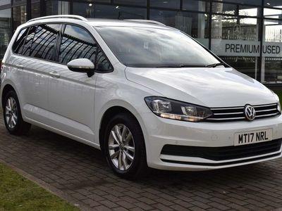 used VW Touran 1.6 Tdi 115 Se 5Dr