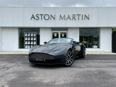 used Aston Martin V8 VolanteVolante 2dr Touchtronic Convertible 2018