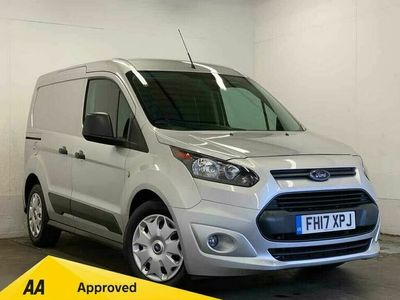 used Ford Transit Connect 220 L1 Diesel 1.5 TDCi 100ps D Cab Trend Van