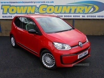 used VW up! BY BEATS