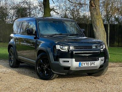 used Land Rover Defender 2.0 HSE 5d 237 BHP 1 OWNER GREAT SPEC,BLUETOOTH HEATED SEATS ALLOY WHEELS