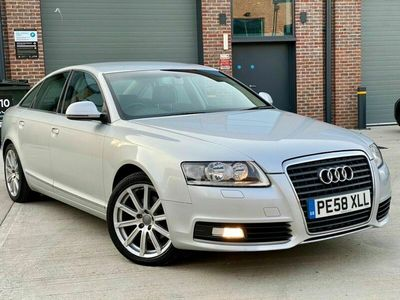 used Audi A6 Saloon 2.0 TDI SE CVT 4dr