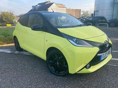 used Toyota Aygo Hatchback Special Editions 1.0 VVT-i X-Cite 3 5dr