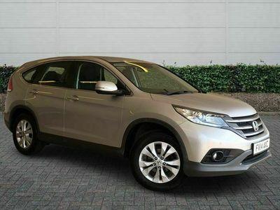 used Honda CR-V 1.6TD SE