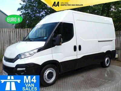 used Iveco Daily 35S14 MWB High Roof Euro 6