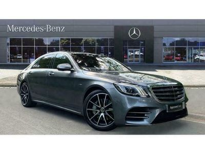 used Mercedes S560 S-ClassL AMG Line Executive 4dr 9G-Tronic Saloon