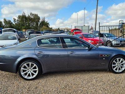 used Maserati Quattroporte Saloon V8 4d Auto (04)