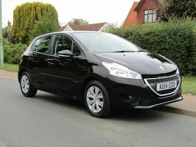 used Peugeot 208 1.4 HDI ACCESS PLUS 5DR TURBO DIESEL HATCHBACK ** 25,000 MILES * FULL HISTORY * FREE TAX **