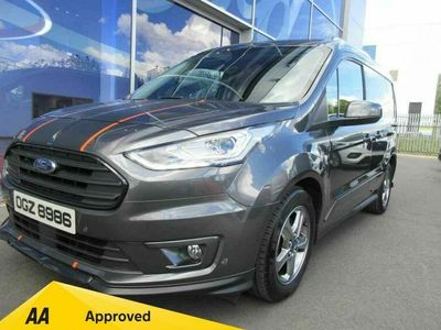 used Ford Transit Connect 200 L1 Diesel 1.5 EcoBlue 120ps Sport Van