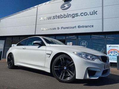 used BMW M4 PETROL SEMI AUTOMATIC COUPE 2 DOORS