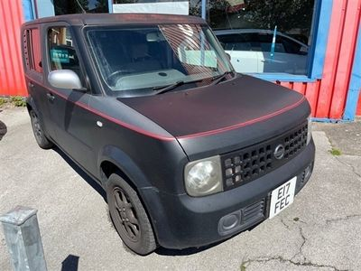 used Nissan Cube 1.4 1.4 5d