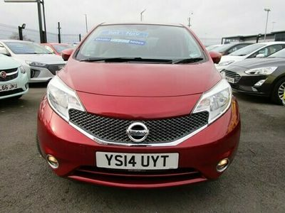 used Nissan Note 1.2 DiG-S Acenta Premium 5dr [Safety Pack]
