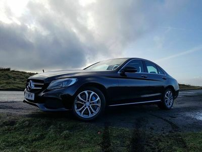 used Mercedes C350e C Class 2.06.4kWh Sport (Premium) G-Tronic+ (s/s) 4dr