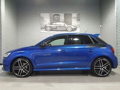 used Audi S1 Sportback S1 Competition quattro Hatchback 2017