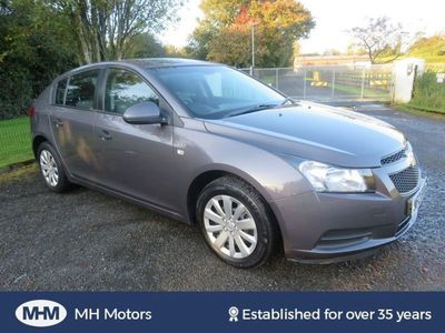 used Chevrolet Cruze 1.6 LS 5dr 124 BHP SERVICE HISTORY SPACIOUS FAMILY CAR