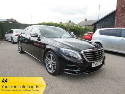 used Mercedes S350 S ClassD L AMG LINE EXECUTIVE ! VAT QUALIFYING ! FSH ! 1 OWNER !