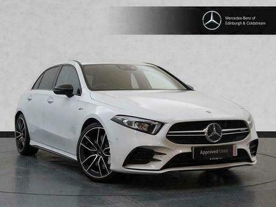 used Mercedes A35 AMG A-Class Hatch Mercedes-AMG4MATIC Premium 2.0 5dr